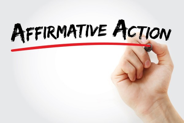 a look at the problems of affirmative action An affirmative action solution even conservatives should love by jeffrey rosen october 10, 2012 on wednesday the supreme court heard arguments in fisher v.